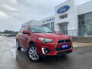Used 2015 Mitsubishi RVR GT for sale in St Thomas, ON