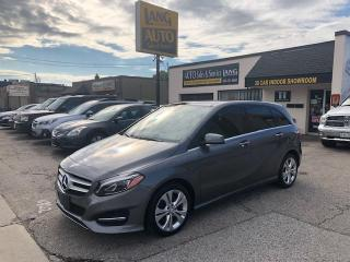 Used 2017 Mercedes-Benz B-Class Sports Tourer SOLD SOLD for sale in Etobicoke, ON