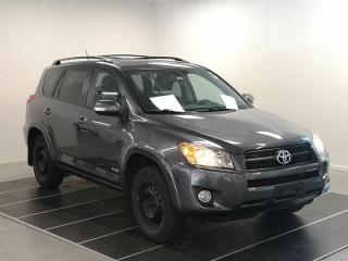 Used 2012 Toyota RAV4 4WD SPORT 4A for sale in Port Moody, BC