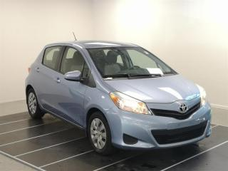 Used 2012 Toyota Yaris 5 Dr LE Htbk 4A for sale in Port Moody, BC