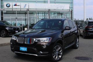 Used 2016 BMW X3 xDrive28i for sale in Langley, BC