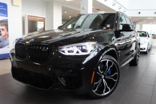 Used 2020 BMW X3 M Competition for sale in Langley, BC