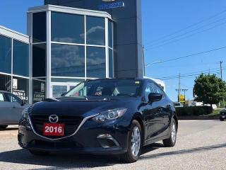 Used 2016 Mazda MAZDA3 GS AUTO WITH NAV for sale in Ottawa, ON