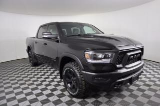 New 2020 RAM 1500 Rebel YOUR FIRST 3 PAYMENTS ARE ON US for sale in Huntsville, ON