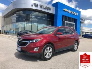 Used 2019 Chevrolet Equinox AWD LT 2.0L TURBO ROOF NAV POWER LIFTGATE for sale in Orillia, ON