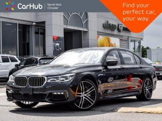 Used 2018 BMW 7 Series 750Li xDrive M Styling Dual Sunroof Bowers & Wilkins Sound Massage Getures for sale in Thornhill, ON