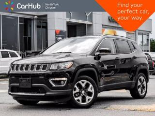 Used 2019 Jeep Compass Limited 4x4 SiriusXM Ready Backup Camera Heat Seats Remote Start for sale in Thornhill, ON