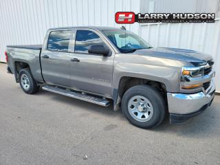 Used 2017 Chevrolet Silverado 1500 LS | Crew | One Owner for sale in Listowel, ON