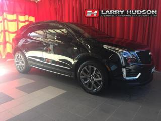 Used 2020 Cadillac XT5 Sport AWD   Sunroof   Leather   HD Rear Vision Camera for sale in Listowel, ON