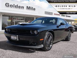 Used 2019 Dodge Challenger GT All Wheel Drive, Remote Starter, Cold Weather Package for sale in North York, ON