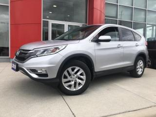 Used 2016 Honda CR-V SE for sale in Whitchurch-Stouffville, ON