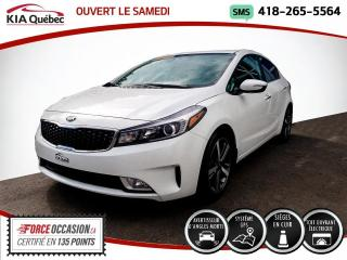 Used 2018 Kia Forte SX* GPS* CUIR* TOIT* SIEGES VENTILES* for sale in Québec, QC