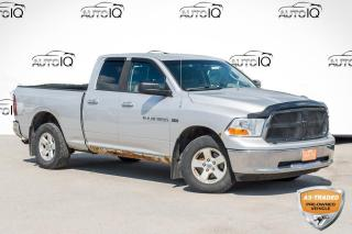 Used 2012 RAM 1500 SLT ***FRESH TRADE IN*** for sale in Barrie, ON
