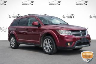 Used 2011 Dodge Journey SXT YOU CERTIFY YOU SAVE for sale in Innisfil, ON