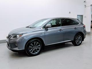 Used 2013 Lexus RX 350 F SPORT/HEADS UP DISPLAY/NAVIGATION/BACK-UP CAM! for sale in Toronto, ON