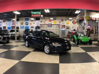Used 2016 Volkswagen Jetta Sedan 1.4TSI TRENDLINE  AUTO SUNROOF BACKUP CAMERA for sale in North York, ON