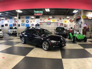Used 2016 BMW 3 Series 320I XDRIVE SPORT   NAVI PKG AUT0 SUNROOF CAMERA for sale in North York, ON