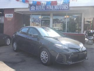 Used 2017 Toyota Corolla 4DR SDN CVT SE for sale in Toronto, ON
