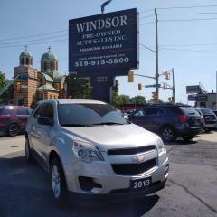 Used 2013 Chevrolet Equinox LS for sale in Windsor, ON