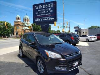 Used 2013 Ford Escape SEL for sale in Windsor, ON