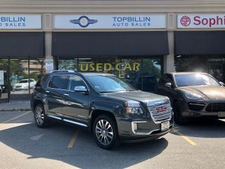 Used 2017 GMC Terrain Denali AWD, Blind Spot, Keep Lane, B Cam for sale in Vaughan, ON