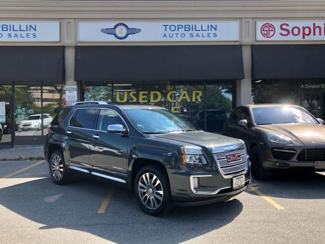 2017 GMC Terrain Denali AWD, Blind Spot, Keep Lane, B Cam