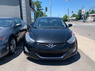 Used 2012 Hyundai Elantra **GLS**SUNROOF**SAT RADIO**BLUETOOTH** for sale in Hamilton, ON