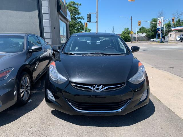 2012 Hyundai Elantra **GLS**SUNROOF**SAT RADIO**BLUETOOTH**