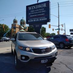 Used 2013 Kia Sorento LX for sale in Windsor, ON