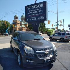 Used 2010 Chevrolet Equinox 1LT for sale in Windsor, ON