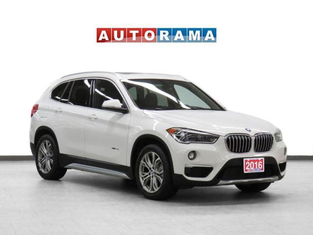 2016 BMW X1 xDrive28i Nav Leather PanoRoof Backup Camera