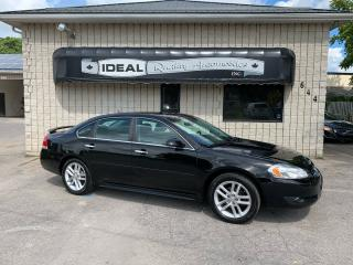 Used 2013 Chevrolet Impala LTZ for sale in Mount Brydges, ON