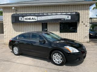 Used 2012 Nissan Altima 2.5 S for sale in Mount Brydges, ON