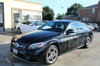 Used 2019 Mercedes-Benz C-Class C 300 4Matic Sport for sale in Brampton, ON