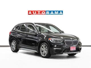 Used 2016 BMW X1 xDrive28i Nav Leather Panoramic Sunroof Backup Cam for sale in Toronto, ON