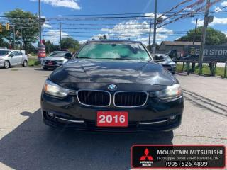 Used 2016 BMW 3 Series 320i  xDrive  - Leather Seats - $61.17 /Wk for sale in Hamilton, ON