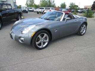 Used 2006 Pontiac Solstice SE for sale in Hamilton, ON