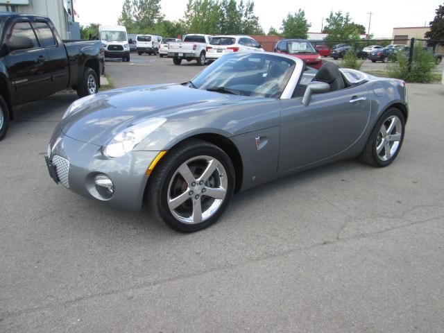 2006 Pontiac Solstice SE