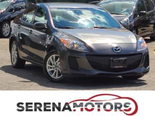 Used 2013 Mazda MAZDA3 GS-SKY | AUTO | BLUETOOTH | NO ACCIDENTS for sale in Mississauga, ON