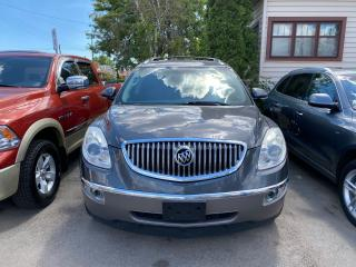 Used 2011 Buick Enclave **CXL1**7 SEATER**NAV**BLUETOOTH**LEATHER** for sale in Hamilton, ON