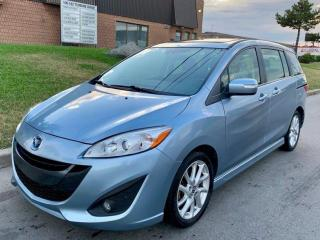 Used 2013 Mazda MAZDA5 GT for sale in North York, ON
