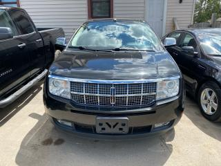 Used 2010 Lincoln MKX **PANO SUNROOF**NAV**PREMIUM SOUND SYSTEM**BLUETOOTH**POWER FEATURES** for sale in Hamilton, ON