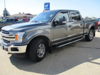 Used 2019 Ford F-150 Lariat for sale in Wetaskiwin, AB