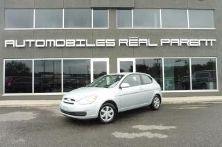 Used 2007 Hyundai Accent 98 238 KM - for sale in Québec, QC