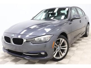 Used 2016 BMW 3 Series xDrive SPORT-LINE_Premium *Toit-Ouvrant-Sunrooof for sale in St-Hubert, QC