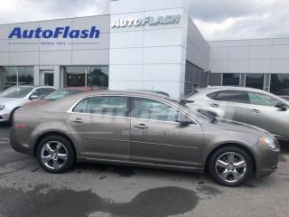 Used 2011 Chevrolet Malibu LT-PLATINUM *CUIR/LEATHER  *BLUETOOTH *A/C *CRUISE for sale in St-Hubert, QC
