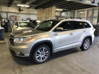 Used 2016 Toyota Highlander Traction intégrale 4 portes XLE for sale in Gatineau, QC
