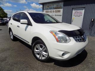 Used 2013 Nissan Rogue ***SV,BLUETOOTH,NAVIGATION,MAGS** for sale in Longueuil, QC