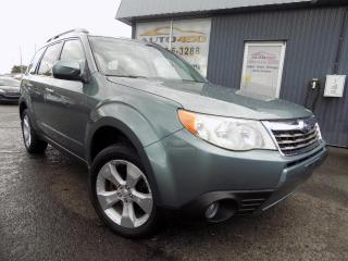 Used 2010 Subaru Forester ***2.5X,SPORT,AWD,TOIT PANO,NAV*** for sale in Longueuil, QC