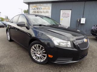 Used 2011 Chevrolet Cruze **ECO,1SA,MAGS,A/C,CLEAN CARFAX*** for sale in Longueuil, QC